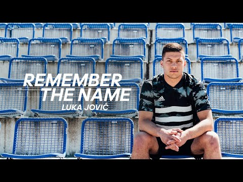 """Real Madrid's Luka Jovic: """"The things I could do with your confidence""""   Remember The Name   TPT"""