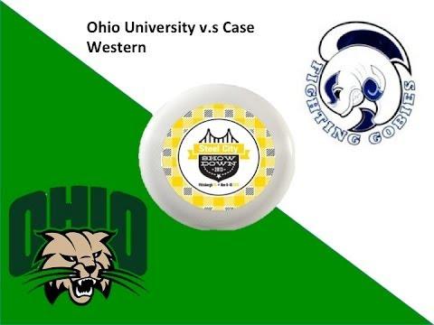 Ohio University vs Case Western - Steel City Showdown 2013