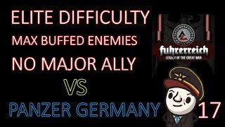 Hearts of Iron 4 - Hardest Possible Game - Fuhrerreich - Germany - Part 17