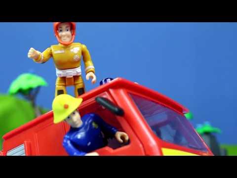 FEUERWEHRMANN SAM: Beste FEUERWEHRAUTO Rettungsaktion für Kinder | Fireman Sam neue Episode deutsch
