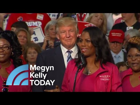 Savannah Guthrie On The Battle Between President Trump And Omarosa Manigault | Megyn Kelly TODAY