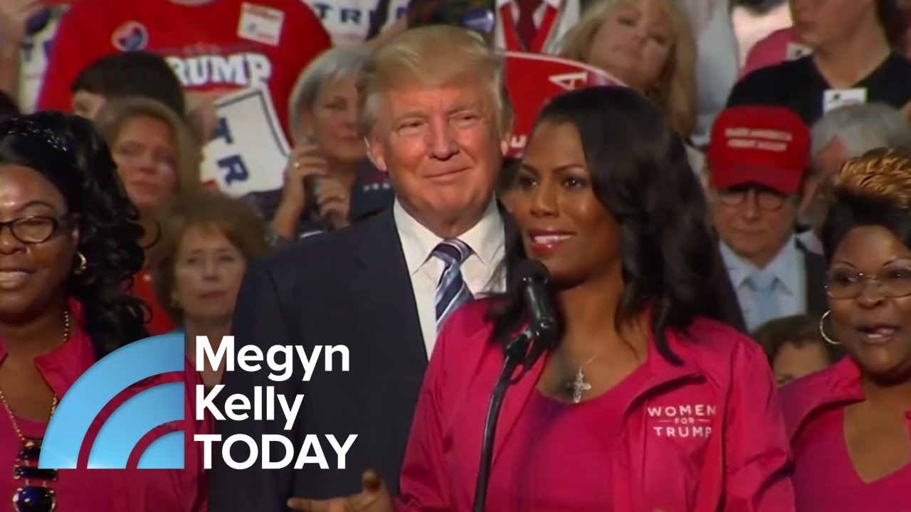 Savannah Guthrie On The Battle Between President Trump And Omarosa Manigault | Megyn Kelly TODAY