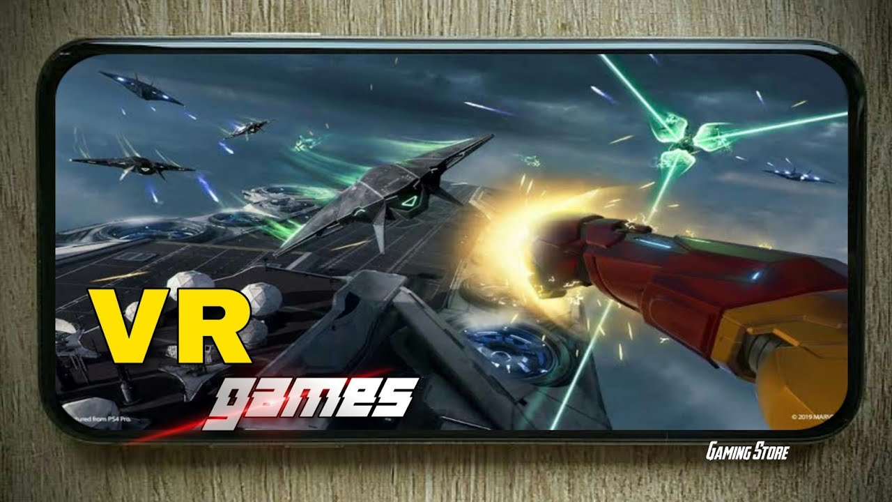 Top 5 Vr Games For Android 2020 High Graphics Best Vr Games Android Iso Youtube