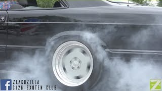 SEC PORN 3 making of | Mercedes 560 SEC