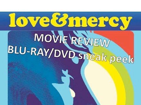 LOVE & MERCY Movie Review/BLU-RAY Sneak Peak