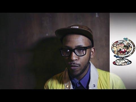 Rap In The Post-Mandela South Africa - Spoek Mathambo Shield and Spear Teaser