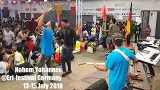 Nahom Yohannes @Eri-Festival Germany 2018