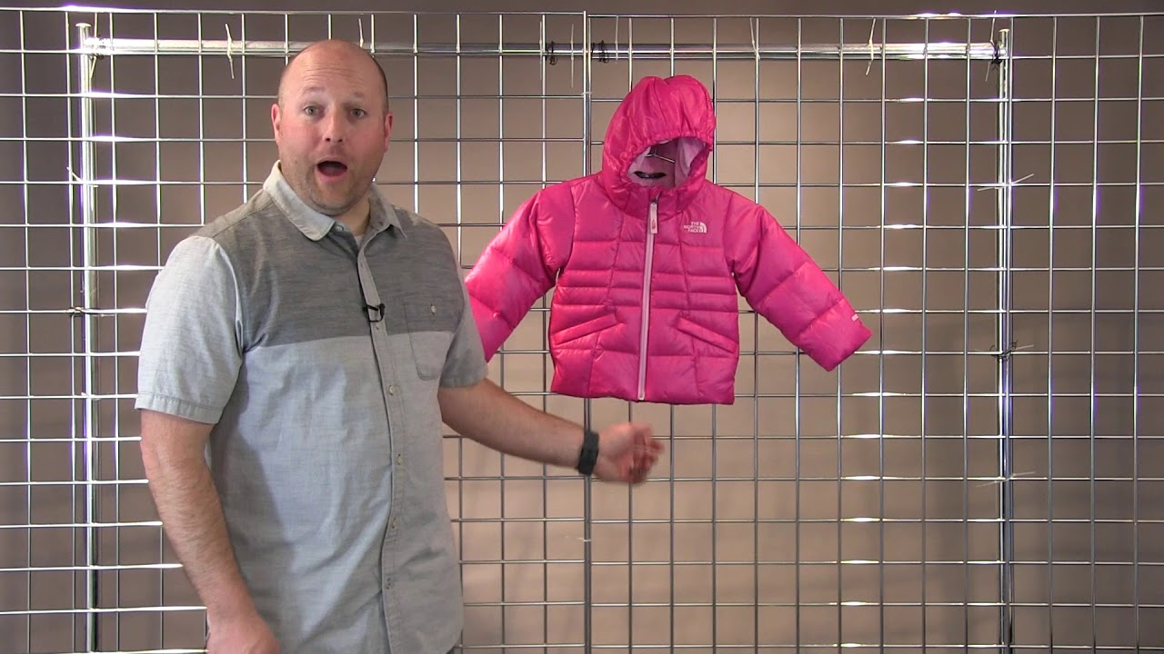 087dbe897 The North Face Toddler Girls Moondoggy Down Jacket 2017-2018
