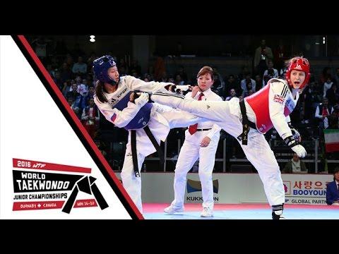 [Final | Female -68kg] WILLIAMS Lauren (GBR) vs. KHAN Polina (RUS)