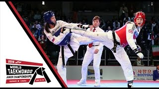 [Final | Female -68kg] WILLIAMS Lauren (GBR) vs. KHAN Polina (RUS)