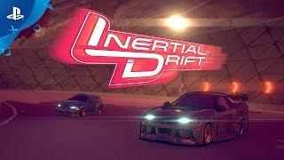Inertial Drift - Announcement Trailer | PS4