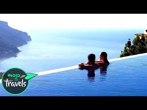 Top 10 Most Extraordinary Hotel and Resort Pools in 2019