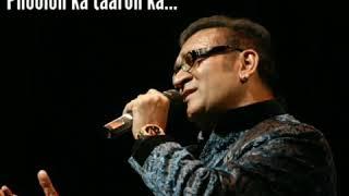 Download lagu Phoolon ka taron ka - Abhijeet Bhattacharya