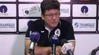 Cristian Pustai dupa Gaz Viitorul 2-1 | novatv.ro