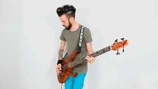 The Bravery - Believe (bass cover MARF)