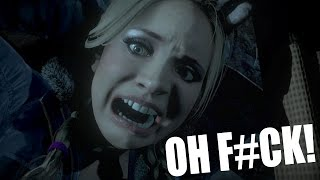 THIS WILL NOT END WELL   Until Dawn Horror Game [4]