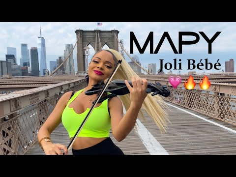 MAPY 🎻🔥 - Joli Bébé by Naza ft. Niska (violin cover)