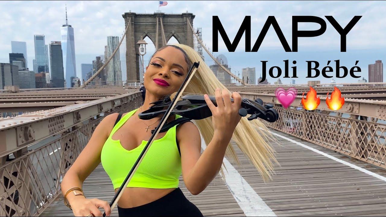 Download MAPY 🎻🔥 - Joli Bébé by Naza ft. Niska (violin cover)