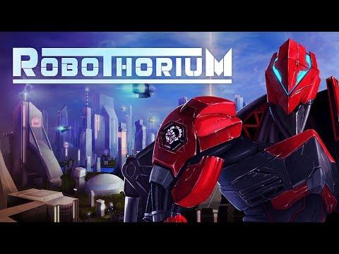 Robothorium ép1 : Tutorial