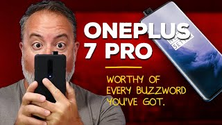 OnePlus 7 Pro review: YES! (Mostly, yes.)