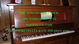 THE SYNCOPATED CLOCK  - PIANO ROLL