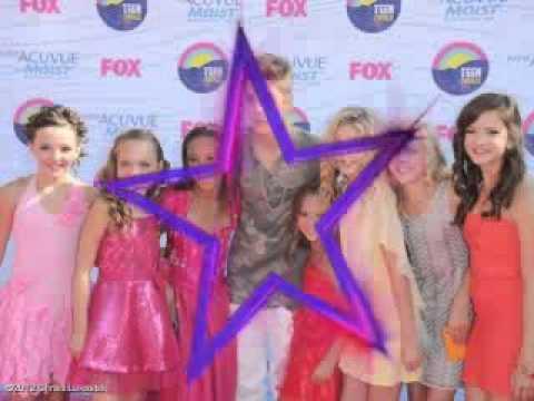 Dance Moms at Teen Choice Awards
