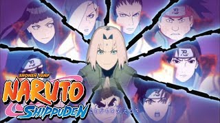 Naruto Shippuden - Opening 16 | Silhouette