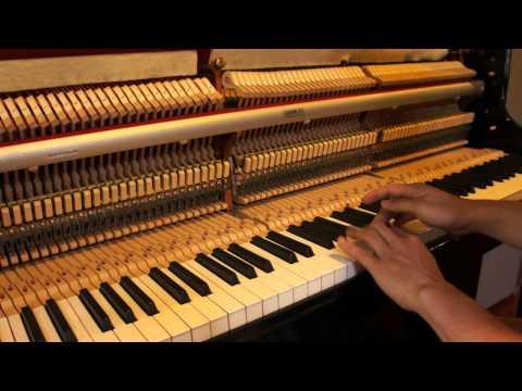 (Piano Cover)Love Hurts - Yiruma