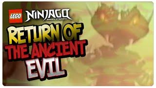 Возвращение Древнего Зла - Неиспользованный сюжет 5 сезона - LEGO Ninjago #41