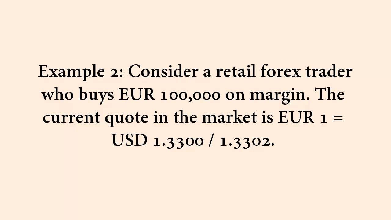 How to read bid ask forex