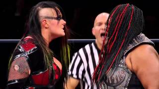 Awesome Kong Makes Her Return to IMPACT WRESTLING   (Jan 7, 2015)