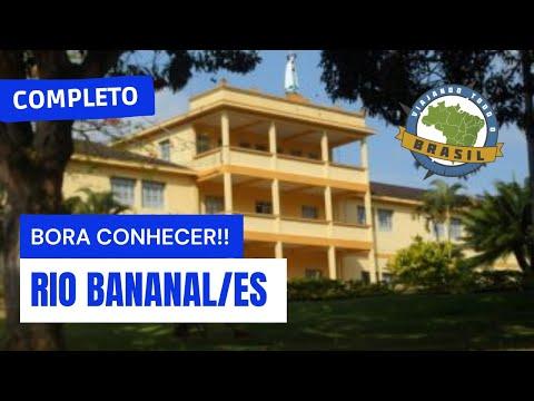 Viajando Todo o Brasil - Rio Bananal/ES-2012 - Especial