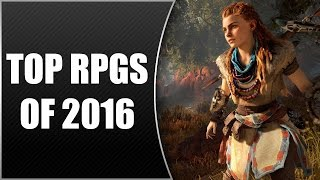 Top 20 BEST RPGS of 2016 And 2015 [PS4, Xbox One, PC]