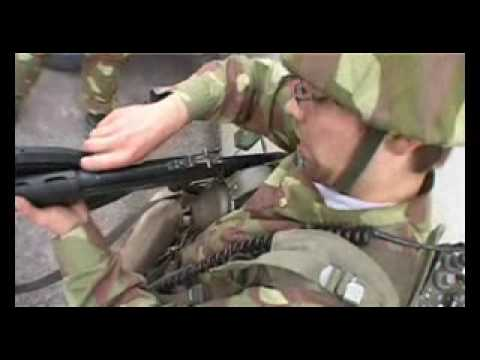 Finnish Defence Forces - Army - Close Combat Training