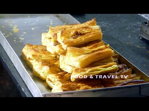 HOW TO MAKE VEG PUFFS | BAKERY RECIPES | MAKING IN TRADITIONAL STYLE   | 4K VIDEO