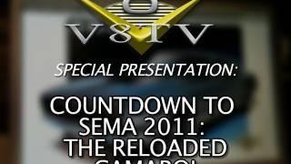 1968 Camaro Countdown to SEMA 2011 V8TV Video:  1968 Camaro RELOADED!