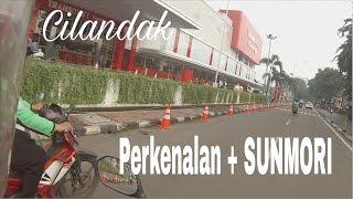 #1 Perkenalan + SUNMORI - Cilandak (Transmart) by Hamrmotovlog JKRT