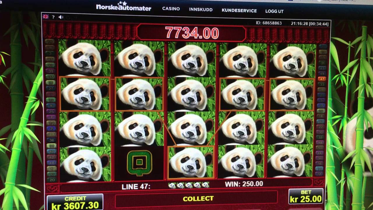 Panda slots casino vegas