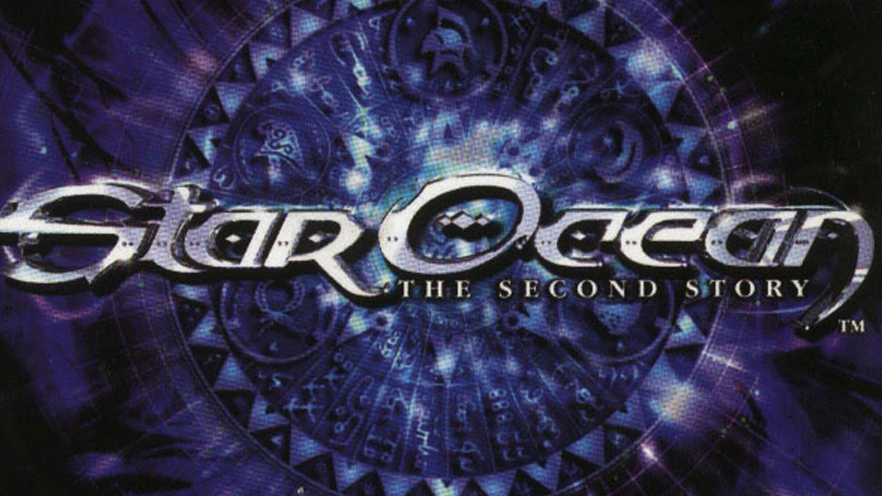 CGRundertow STAR OCEAN: THE SECOND STORY for PS1