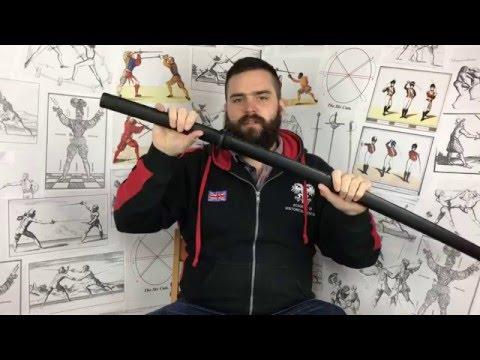 Cold Steel Polypropylene Training Swords - Review