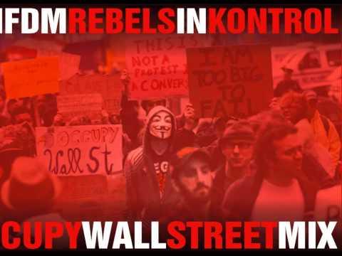 KMFDM rebels in kontrol wall street mix