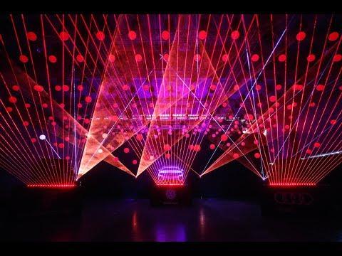 Multimedia Show - VW Open Days, Bratislava 2018