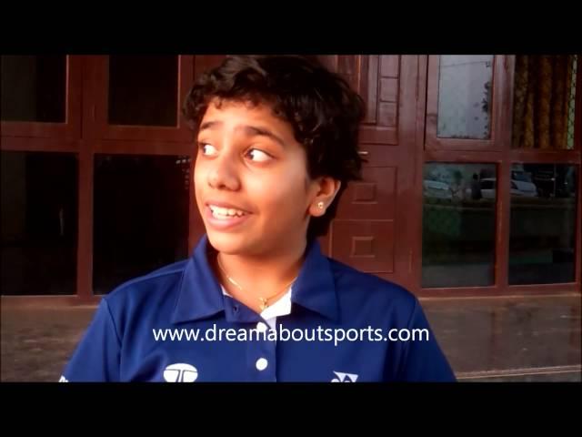 Rising Stars - Ashwini Bhat badminton player