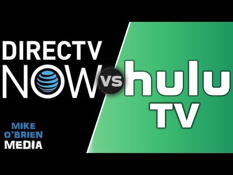 DirecTV Now vs Hulu TV 2019 (Honest Review)