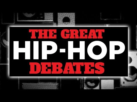 XXL's The Great Hip-Hop Debates: Should Rappers Be Role Models?