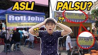 SALAH REVIEW!! BELI ROTI JOHN MALAH DAPET YANG KW?!!   KULINER KEKINIAN BALI #18
