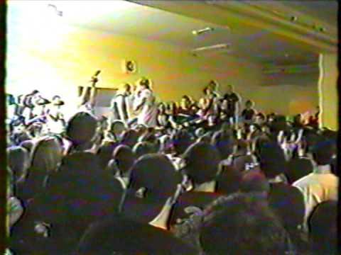No Justice - Last show Washington DC 12/2000 (Side room view)