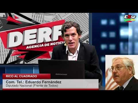 Fernández: Es compromiso del Presidente desdolarizar tarifas