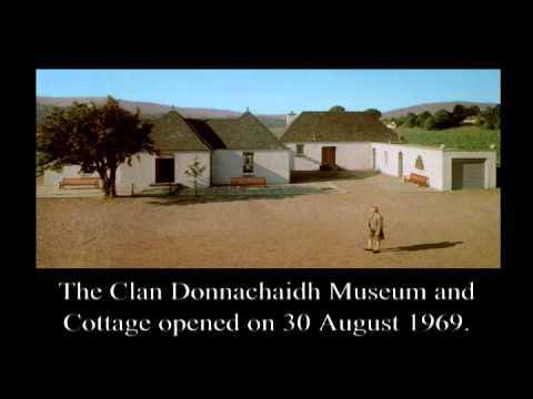 Clan Donnachaidh Society -- Centenary of Proud Service / high kings music!