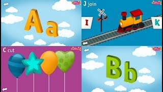 ABC SONG & Learn Letter sounds